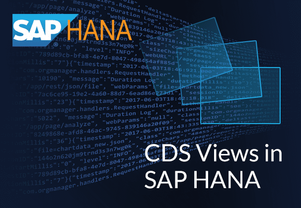 CDS Views in SAP HANA